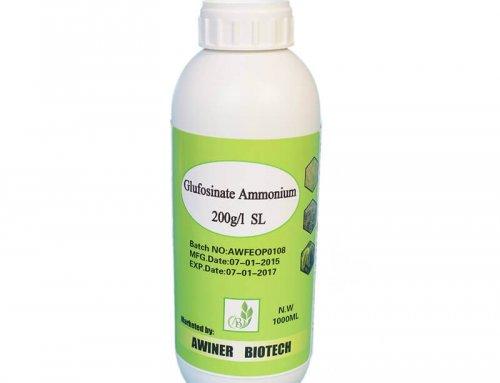 Glufosinate-ammonium