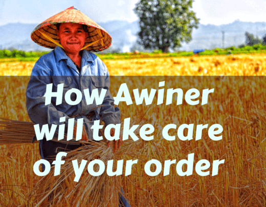 pesticide business with awiner